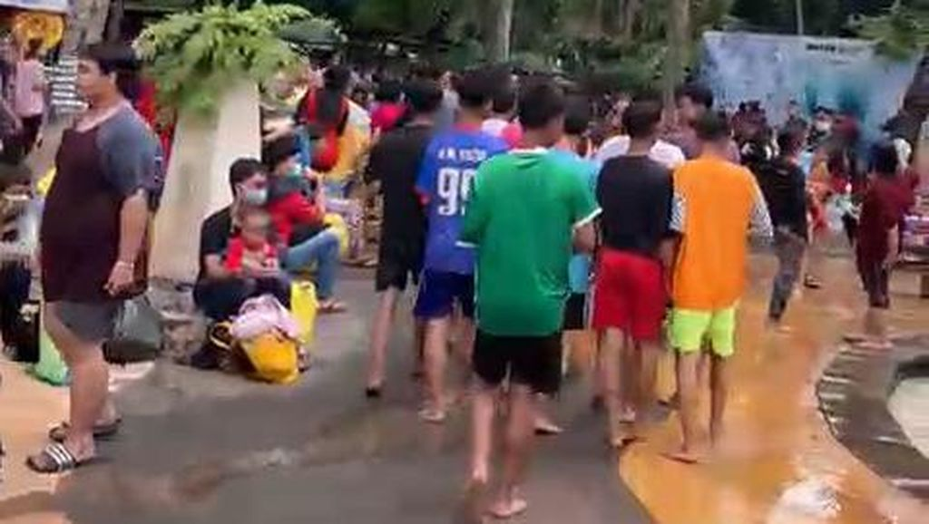Waterboom Disorot karena Kerumuman, Lippo Cikarang: Dikelola Anak Usaha