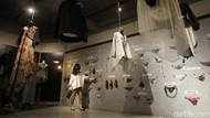 360 Masker dari Barang Bekas Mejeng di Yogyakarta