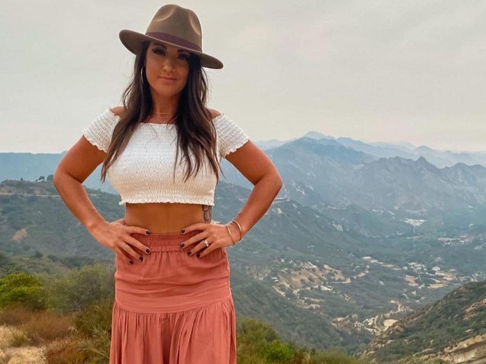 Courtney Tillia, Bintang Porno Eks Guru