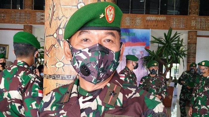 Danrem 174/ATW Brigjen TNI Bangun Nawoko (Foto: Antara)
