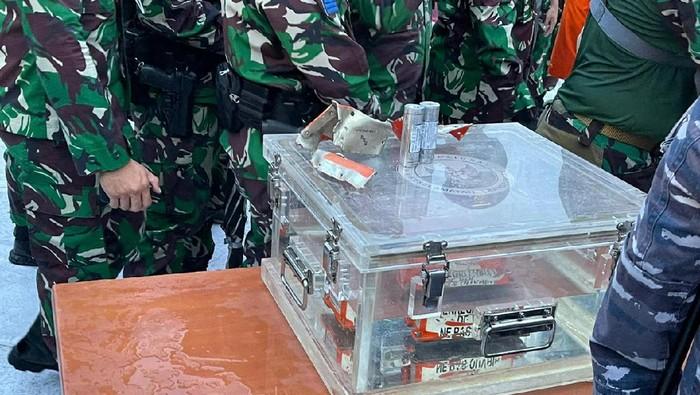 Akhirnya, Black Box Sriwijaya SJ182 Ditemukan, Berikut Faktanya!