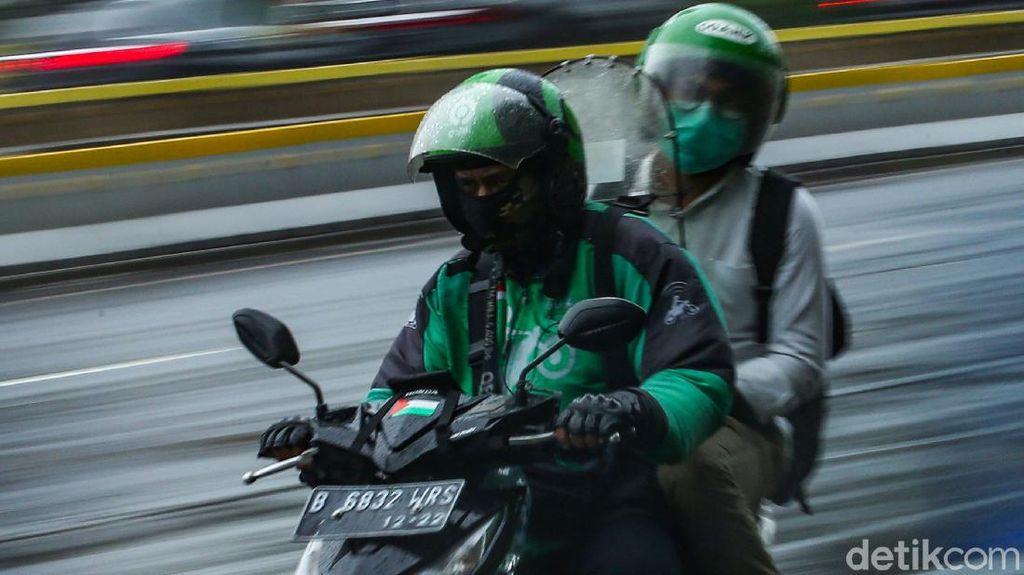 Tak Akan Demo Terkait PPKM, Driver Ojol Minta Ini ke Pemerintah