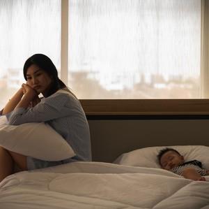 Kisah Emak-emak Driver Ojol Cari Uang Demi Anak di Saat Eks Suami Nikah Lagi