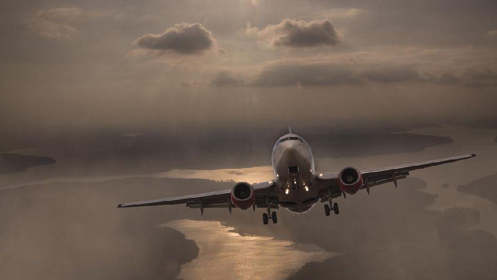 Garuda-Lion Air Gagal Mendarat di Pontianak, Beralih ke Palembang-Batam