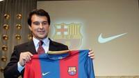 Laporta: Penangkapan Bartomeu Merusak Reputasi Barcelona