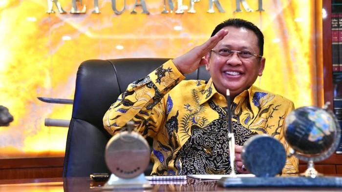 Ketua MPR Bambang Soesatyo