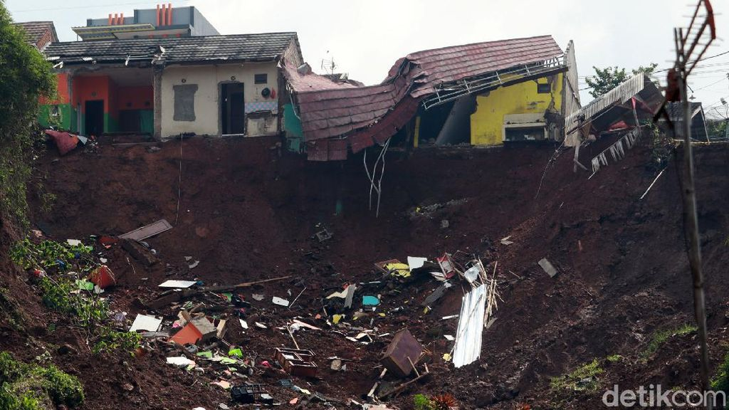 Badan Geologi: 73 Persen Bencana Longsor Terjadi di Pulau Jawa