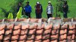 Penampakan Longsor yang Timbun Belasan Rumah di Sumedang