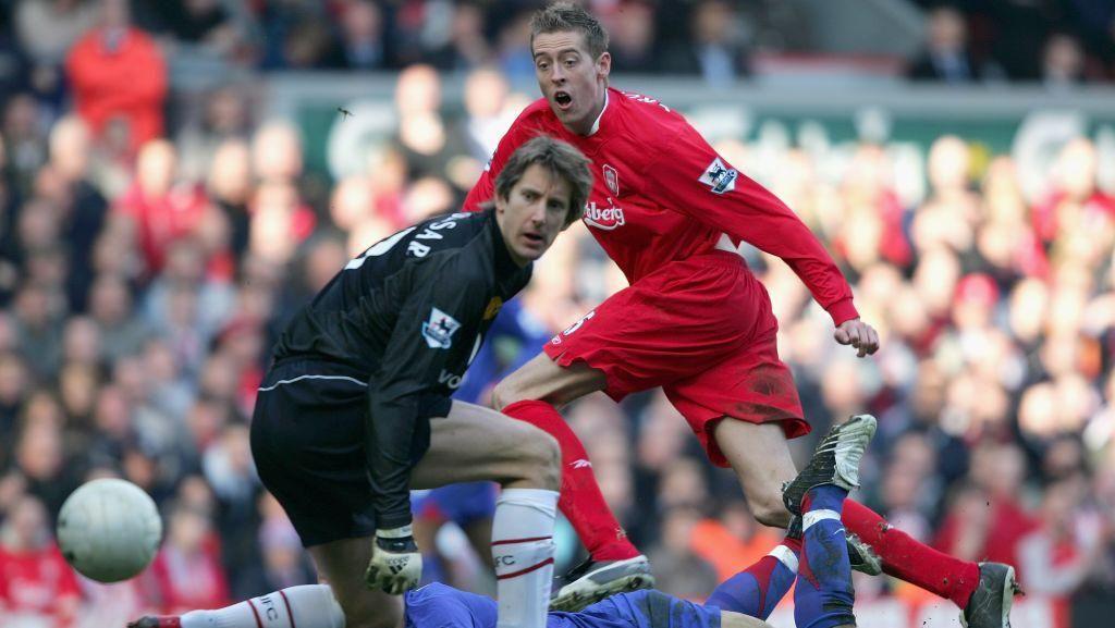 Liverpool Jumpa MU di Piala FA, Crouch Bisa Diamuk Ayah Mertua
