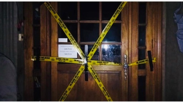 Polsek Metro Menteng tindak Camden Bar karena langgar prokes