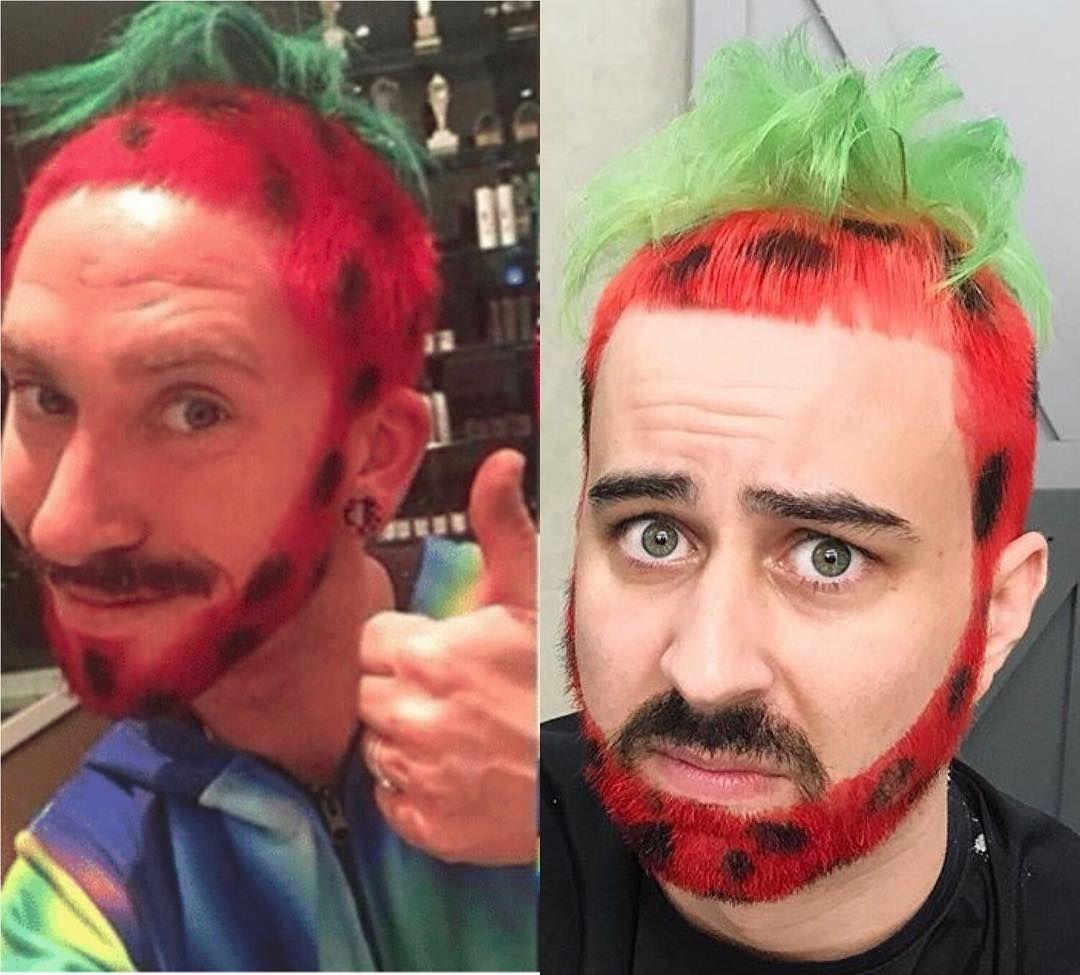 Unik! 5 Gaya Rambut Ini Berbentuk Tomat dan Rumah Makan Padang