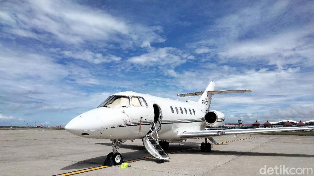 Jet Pribadi Ramai Disewa Sultan Selama Pandemi, Apa Alasannya?