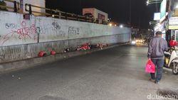 Pemkot Tangsel: Sampah di Tengah Jalan Ciputat Makin Banyak karena WFH