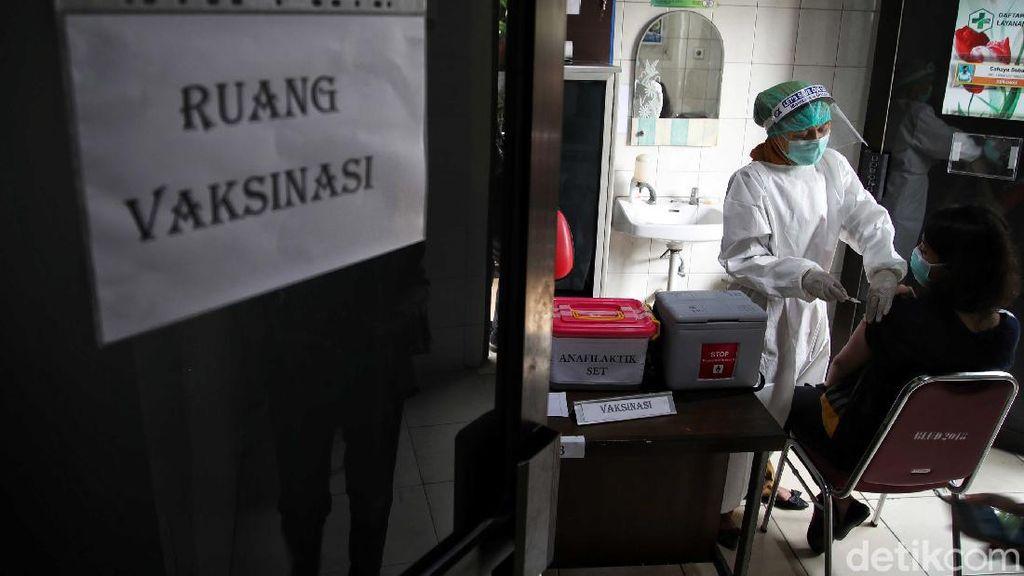 9.138 Orang di Padang Akan Divaksin COVID pada 14 Januari