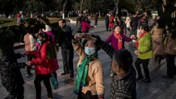 Wow! China Klaim Sudah Vaksinasi COVID-19 Lebih dari 70 Persen Warganya