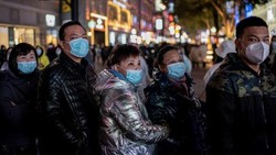 China Kelabakan Hadapi Amukan Corona Varian Delta