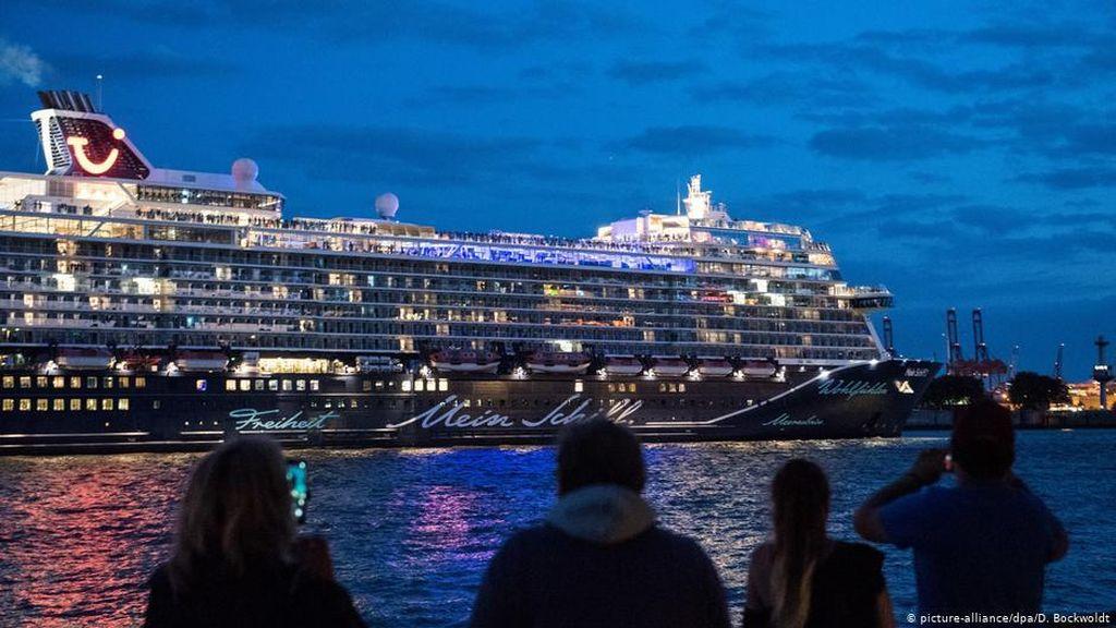 Wisata Kapal Pesiar Berusaha Bangkit dari Krisis Corona dengan Vaksinasi