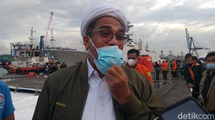 Ali Mochtar Ngabalin Menyambangi JICT