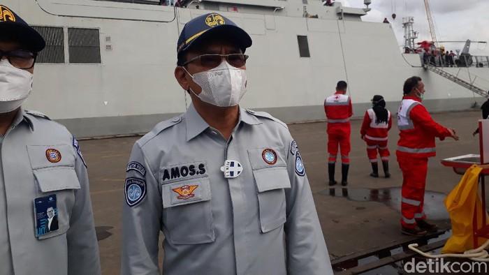 Direktur Operasional Jasa Raharja Amos Sampetoding.