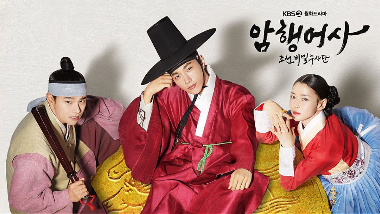 Drama Korea Royal Secret Agent