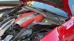 Begini Penampakan Ferrari yang Ringsek Gara-gara Dibawa Tukang Cuci Mobil