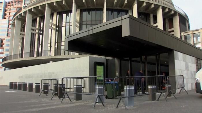 Gedung Parlemen Selandia Baru Dirusak Pria Berkapak