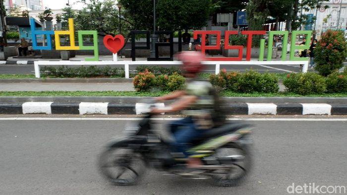 Palestine Walk tak hanya ada di Malaysia. Indonesia, tepatnya Kota Bandung juga memiliki jalan yang diambil dari nama negara itu. Seperti apa potretnya?