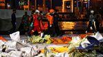 Hari Kelima Evakuasi, Pencarian Jenazah-Puing SJ182 Terus Dilakukan