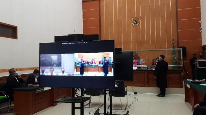 John Kei Jalani Sidang Perdana Secara Virtual soal Penyerangan