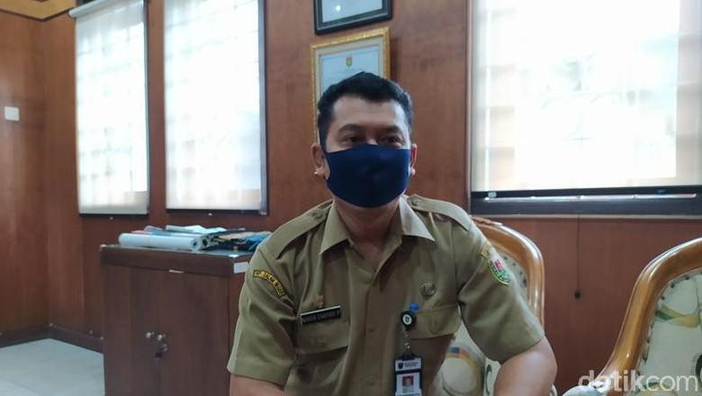 Juru Bicara Satgas Penanganan COVID-19 Kabupaten Magelang, Nanda Cahyadi Pribadi