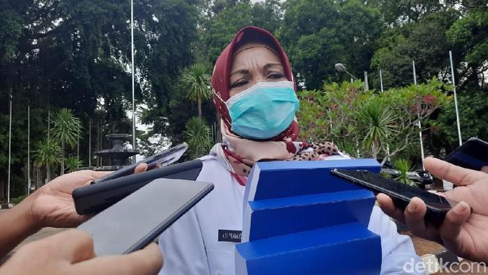 Kadinkes Banten Ati Pramudji Hastuti