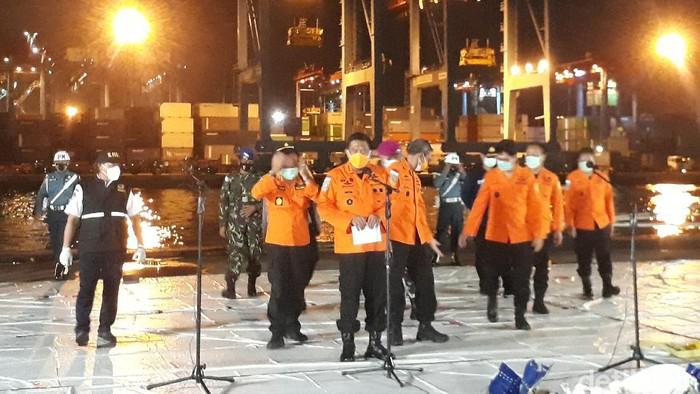 Kepala Basarnas Marsekal Madya TNI (Purn) Bagus Puruhito.