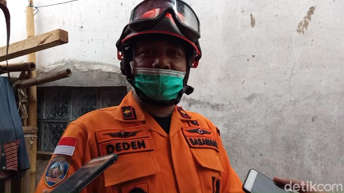 Kepala Kantor SAR Bandung Deden Ridwansyah.