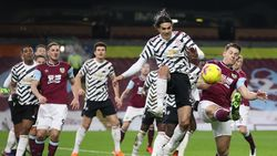 Sengit! Burnley Vs Man United Sama Kuat di Babak Pertama