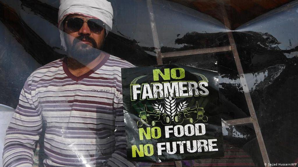 Mahkamah Agung India Tangguhkan UU Pertanian yang Kontroversial