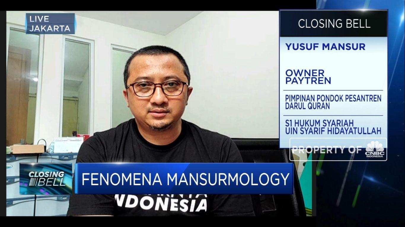 Mansurmology, Yusuf Mansur Pastikan Dirinya Tak Pom-pom Saham (CNBC Indonesia TV)