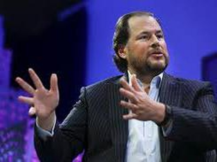 Marc Benioff/Reuters
