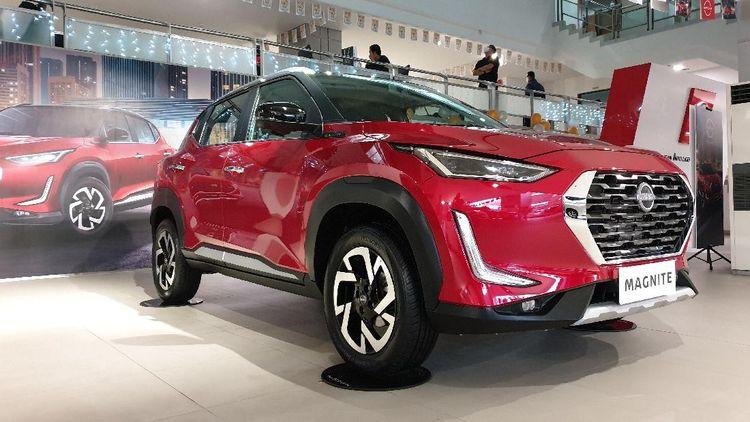 Lihat Lebih Dekat Nissan Magnite, SUV Murah Seharga Rp 200 Jutaan