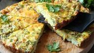 3 Resep Omelet Sayuran yang Praktis Benutrisi Buat Sarapan