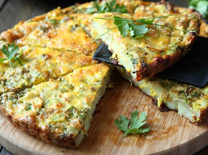 Omelet Spanyol