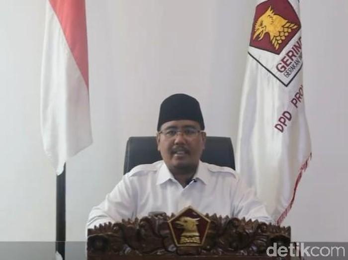 Plt DPD Gerindra Jatim Anwar Sadad