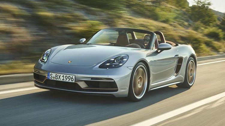 Porsche Kenalkan Boxster GTS 4.0 Edisi Ultah