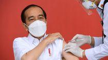 Viral Vaksinasi Jokowi Disebut Gagal dan Harus Diulang, Ini Kata Satgas IDI