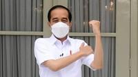 Jokowi Targetkan Vaksinasi Rampung Akhir 2021, Ini Jadwalnya