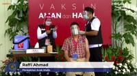Tak Ada Pidana, Penyelidikan Kasus Raffi Ahmad Pesta Usai Divaksin Disetop