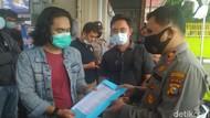 Demo di Mapolda Riau, Massa Minta Polisi Usut Dugaan Perambahan Hutan Bengkalis