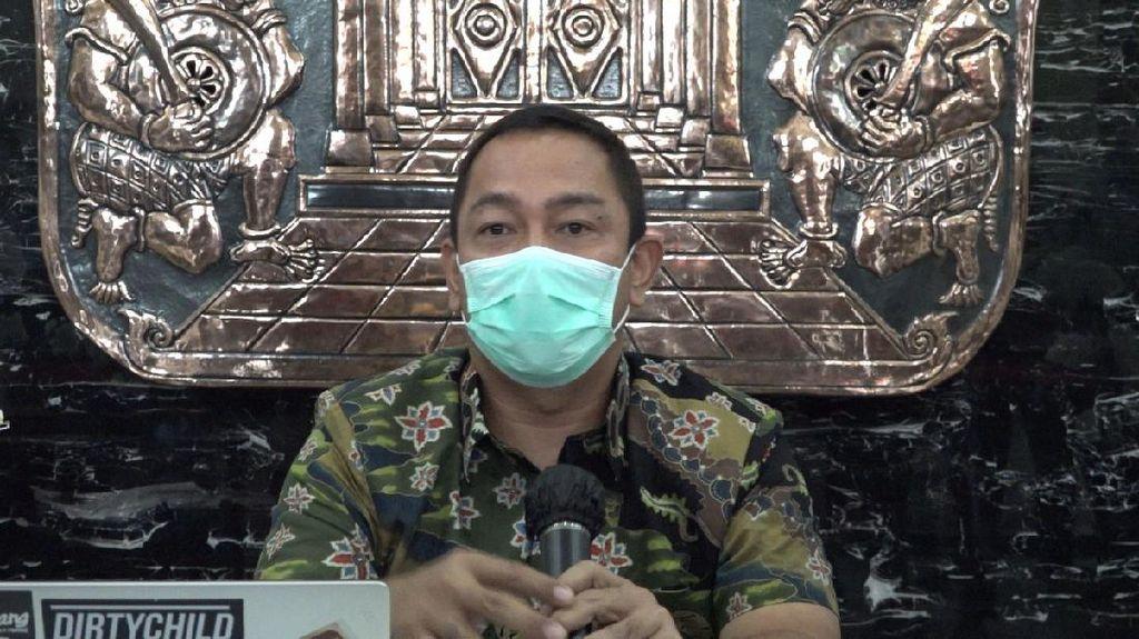 Wali Kota Semarang Divaksin di Puskesmas Pandanaran Kamis 14 Januari