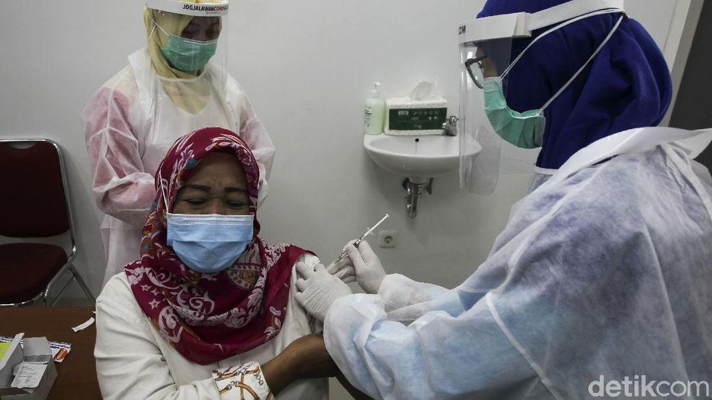 Wilayah Prioritas, Kota Yogya-Sleman Siap Gelar Vaksinasi Corona