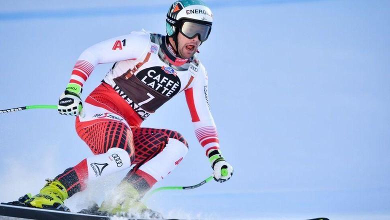 Balapan Ski Kelas Dunia Swiss Batal Digelar