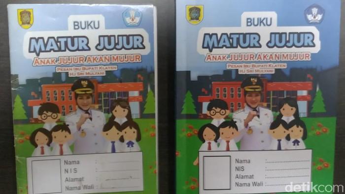 Pengadaan Buku Matur Jujur untuk siswa SD-SMP di Klaten diduga ada penyimpangan dana BOS tahun 2019. Kejari Klaten saat ini tengah memeriksa para saksi dari aktivis antikorupsi hingga kepala sekolah